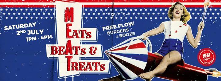 MEATliquor EATs, BEATs & TREATs: Americana Edition