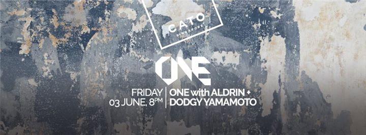 ONE with Aldrin + Dodgy Yamamoto