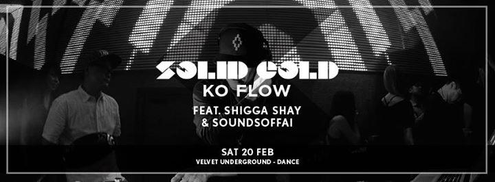 Solid Gold: Koflow Feat. Shigga Shay & Soundsoffai